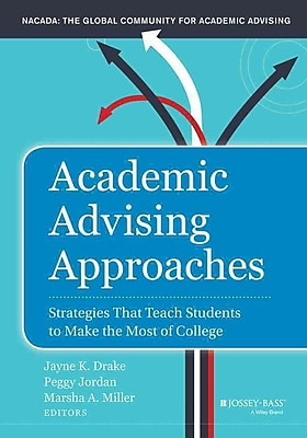 John Wiley & Sons Academic Advising Approaches Book