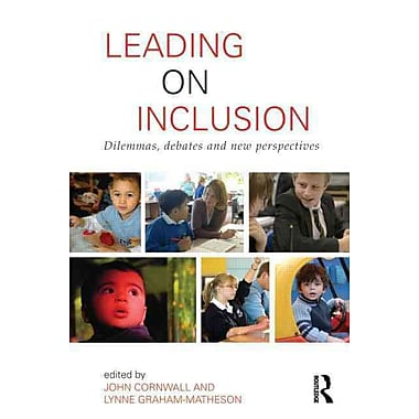 Taylor & Francis Leading on Inclusion Paperback Book