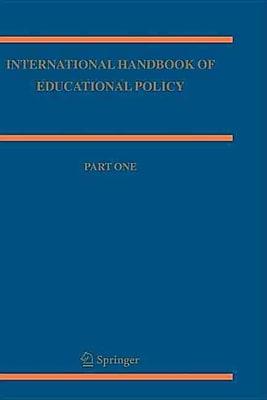 Springer International Handbook of Educational Policy Book