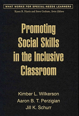 Guilford Press Promoting Social Skills in the Inclusive Classroom Hardback Book