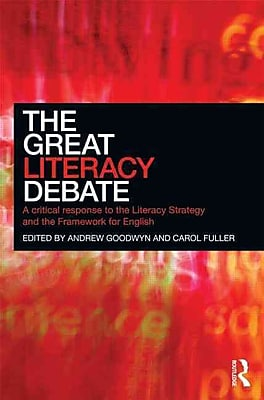 Taylor & Francis The Great Literacy Debate Book