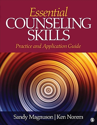 Sage Publications Essential Counseling Skills Book