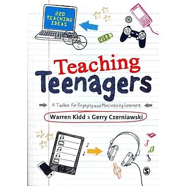 Sage Publications Teaching Teenagers Book