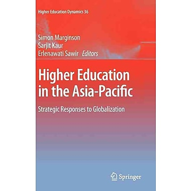Springer Higher Education in the Asia Pacific, Volume 36 Book