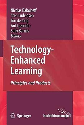 Springer Technology-Enhanced Learning Book