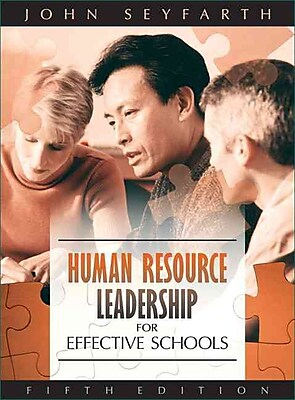 Pearson Human Resource Management for Effective Schools Book
