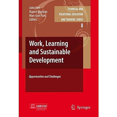 Springer Work, Learning and Sustainable Development, Volume 8 Book
