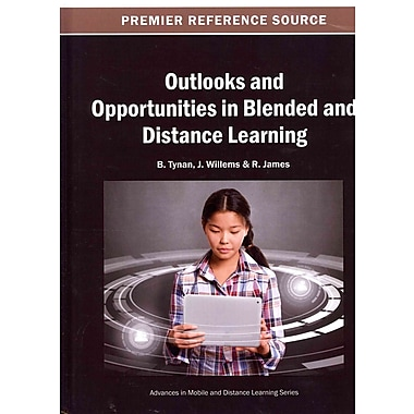 IGI Global Outlooks and Opportunities in Blended and Distance Learning Book