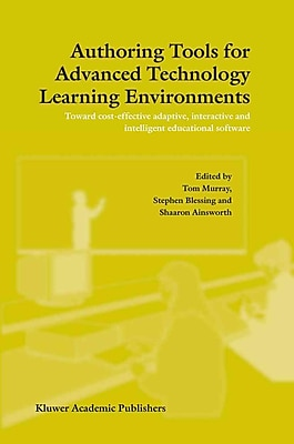Springer Authoring Tools for Advanced Technology Learning Environments Book