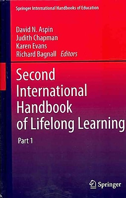 Springer Second International Handbook of Lifelong Learning, Volume 26 Book
