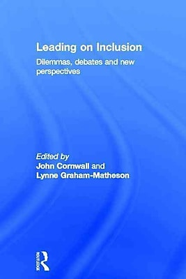Taylor & Francis Leading on Inclusion Hardback Book