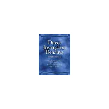 Pearson Direct Instruction Reading Book