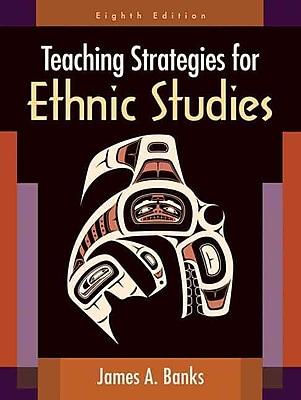 Pearson Teaching Strategies for Ethnic Studies Book