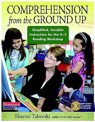 Heinemann Comprehension from the Ground Up Book