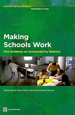World Bank Making Schools Work Book