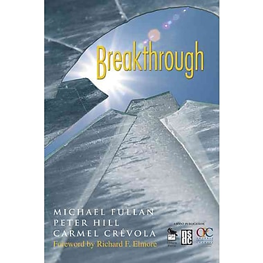 Corwin Breakthrough Book