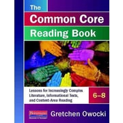 Heinemann The Common Core Reading Book