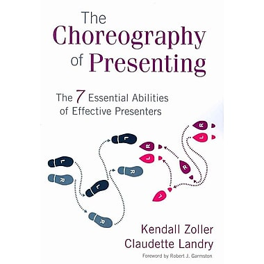 Corwin The Choreography of Presenting Book