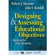 Corwin Designing and Assessing Educational Objectives Book