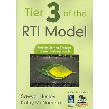 Corwin Tier 3 of the RTI Model: Problem Solving Through a Case Study Approach Book