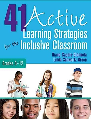 Corwin 41 Active Learning Strategies for the Inclusive Classroom Book