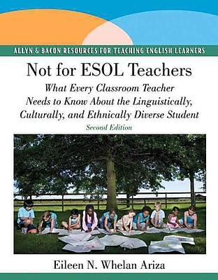 Prentice Hall Not for ESOL Teachers Book
