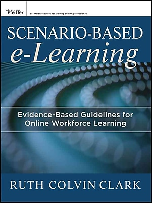 John Wiley & Sons Scenario-based e-Learning Book