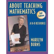 Math Solutions® About Teaching Mathematics Book, 2nd Edition