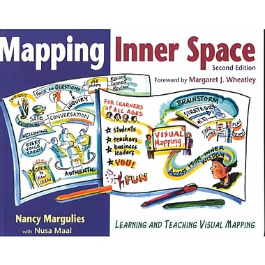 Corwin Mapping Inner Space: Learning and Teaching Visual Mapping Book