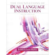Pearson The Foundations of Dual Language Instruction Paperback Book