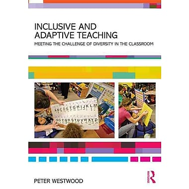 Taylor & Francis Inclusive and Adaptive Teaching Book