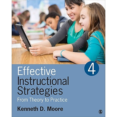 Sage Publications 4th Edition Effective Instructional Strategies Book