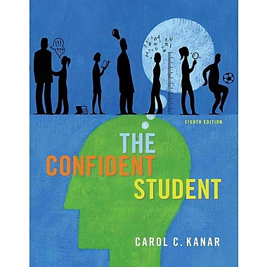 Cengage Learning® The Confident Student Book