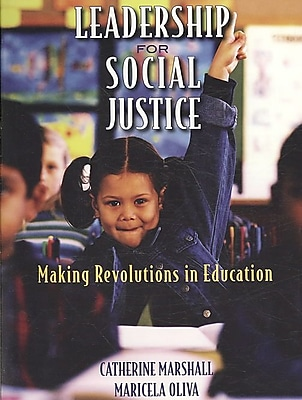 Pearson Leadership for Social Justice: Making Revolutions in Education Book