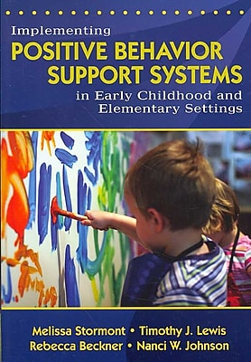 Corwin Implementing Positive Behavior Support Systems in Early Childhood... Book