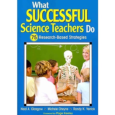 Corwin What Successful Science Teachers Do Book, 1st Edition