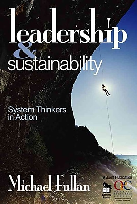 Corwin Leadership & Sustainability Book