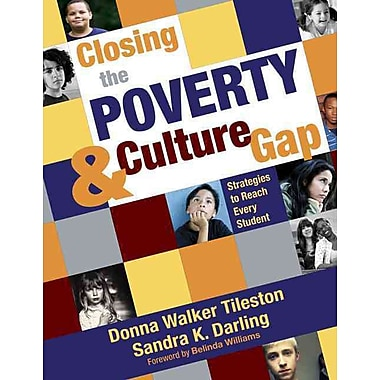 Corwin Closing the Poverty & Culture Gap: Strategies to Reach Every Student Book