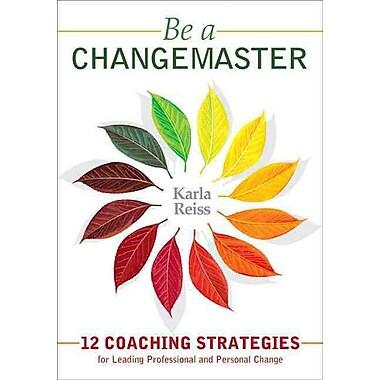 Corwin Be a CHANGEMASTER Book
