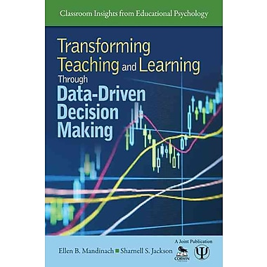 Corwin Transforming Teaching and Learning Through Data Driven Decision Making Book