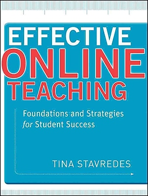 John Wiley & Sons Effective Online Teaching Book