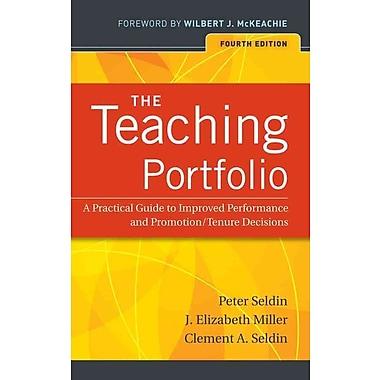 John Wiley & Sons The Teaching Portfolio Guide