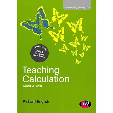 Sage Publications Teaching Calculation Book