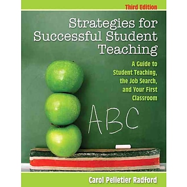 Pearson Strategies for Successful Student Teaching Book