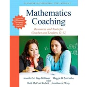 Pearson Mathematics Coaching Book, Grades K - 12