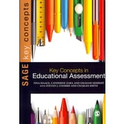Sage Publications Key Concepts in Educational Assessment Paperback Book