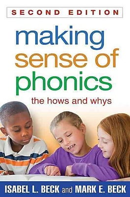 Guilford Press Making Sense of Phonics: The Hows and Whys Paperback Book