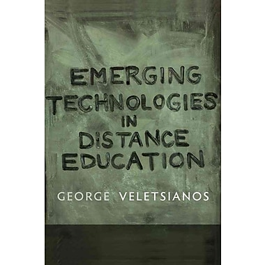 University of British Columbia Press Emerging Technologies in Distance Education Book