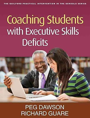 Guilford Press Coaching Students with Executive Skills Deficits Book