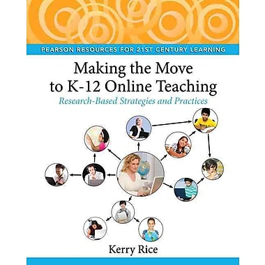 Prentice Hall Making the Move to K-12 Online Teaching Book